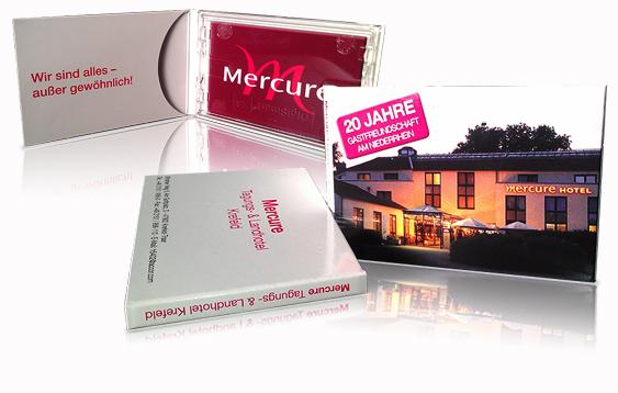 Mercure Krefeld Kartenhalter