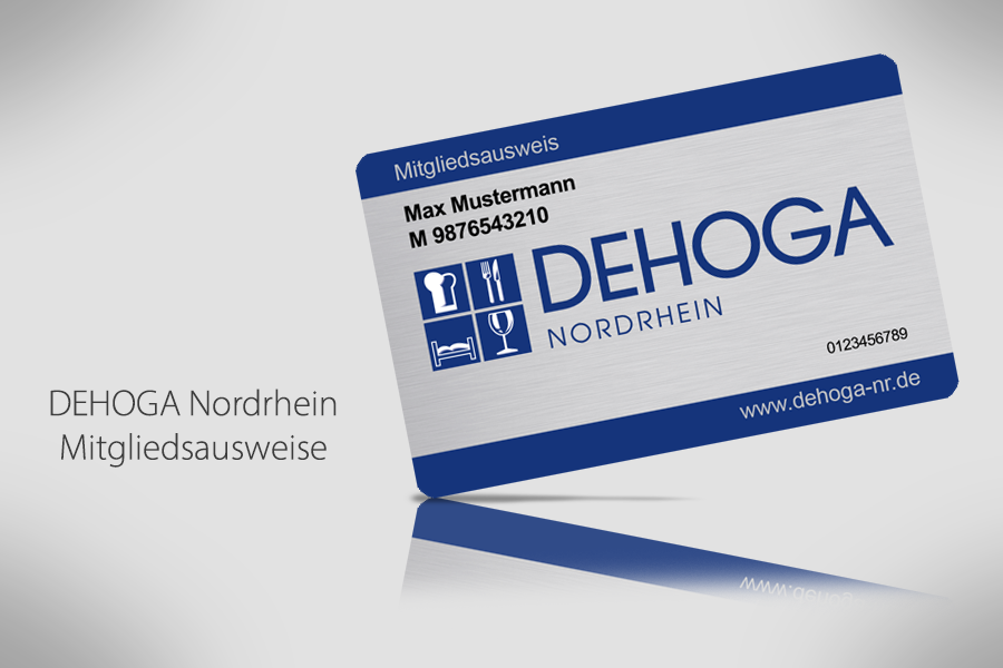 DEHOGA NR member card