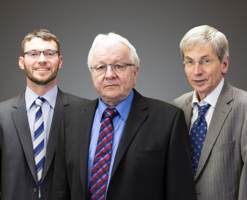 Gruppenfoto Leonard & Witte