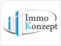 ImmoKonzept Unternehmensgruppe Logo