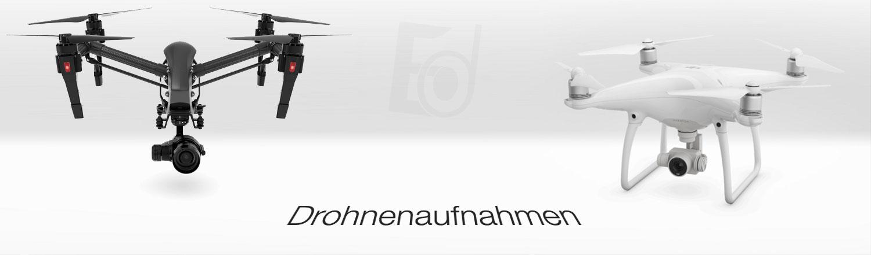 Drohnenaufnahmen - Drohnenvideos - Drohnenfotos