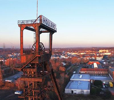 zeche-holland Drohnenfoto